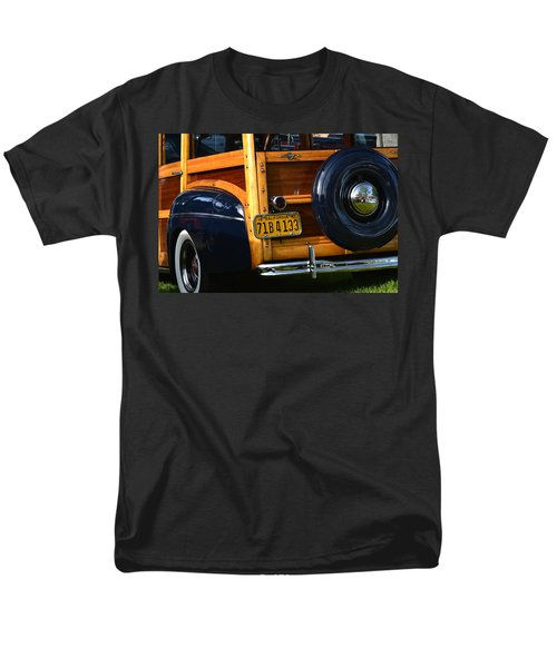 Woodie Men's T-Shirt  (Regular Fit) by Dean Ferreira