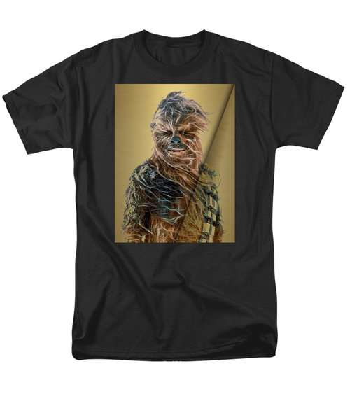 Star Wars Chewbacca Collection Men's T-Shirt  (Regular Fit) by Marvin Blaine