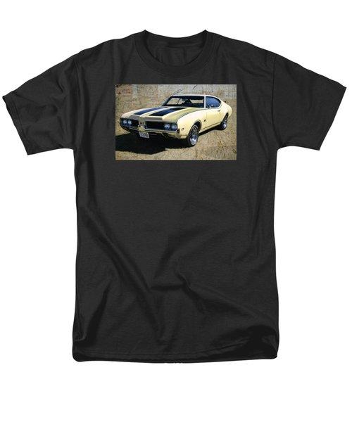 '69 Oldsmobile 442 Men's T-Shirt  (Regular Fit) by Victor Montgomery