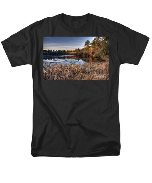 Flint Creek Men's T-Shirt  (Regular Fit) by Maddalena McDonald