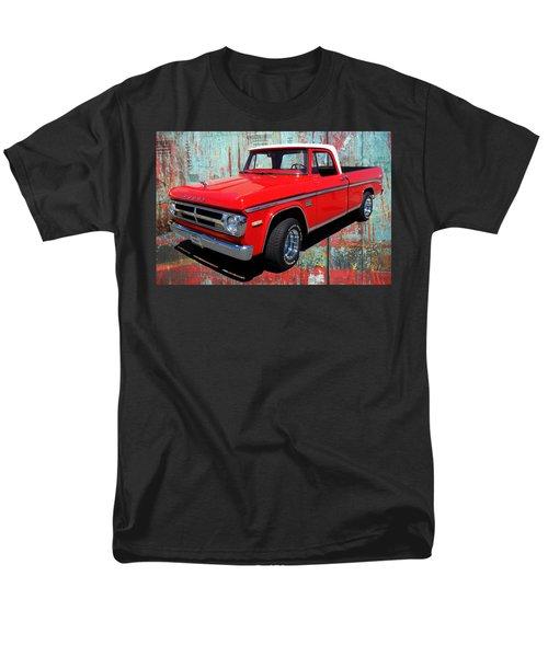 '70 Dodge Truck Men's T-Shirt  (Regular Fit) by Victor Montgomery
