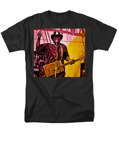 Bo Diddley Collection Men's T-Shirt  (Regular Fit)