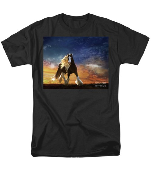 A Gypsy Storm Men's T-Shirt  (Regular Fit) by Melinda Hughes-Berland