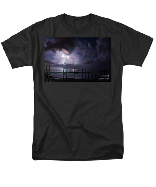 A Pier With A View Men's T-Shirt  (Regular Fit)