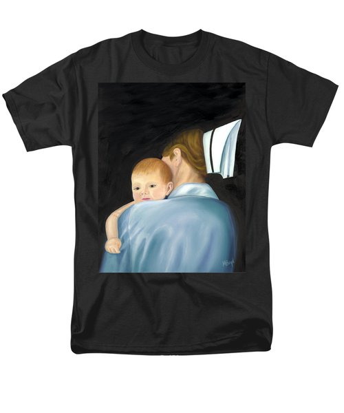 Comforting A Tradition Of Nursing Men's T-Shirt  (Regular Fit)