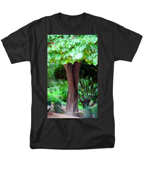 Men's T-Shirt  (Regular Fit) featuring the photograph A Tree Lovelier Than A Poem by Madeline Ellis
