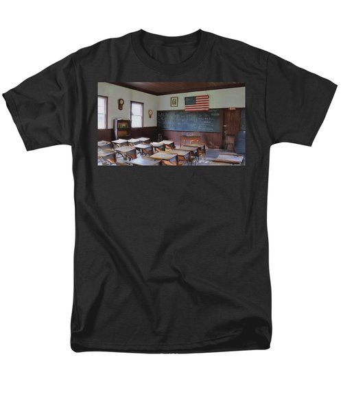 Abc's Of Learning Men's T-Shirt  (Regular Fit) by Sharon Batdorf