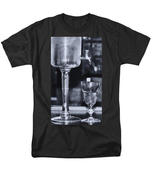 Absinthe Men's T-Shirt  (Regular Fit) by Kathleen K Parker
