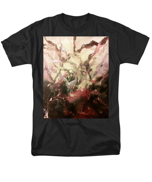 Abstract #01 Men's T-Shirt  (Regular Fit) by Raymond Doward