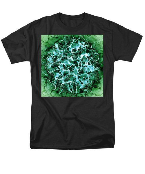 Abstract 3 Men's T-Shirt  (Regular Fit) by Patricia Lintner