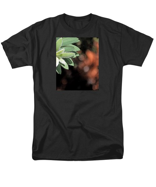 Men's T-Shirt  (Regular Fit) featuring the photograph Abstract Watercolor by Judy Vincent