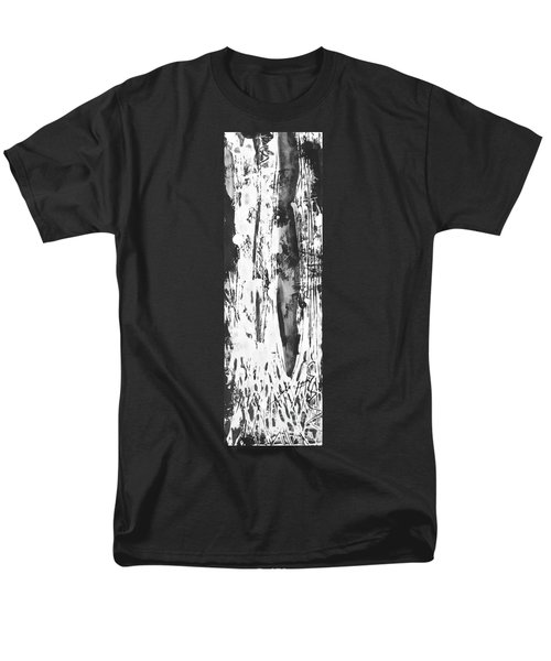 Men's T-Shirt  (Regular Fit) featuring the painting Abundance by Carol Rashawnna Williams