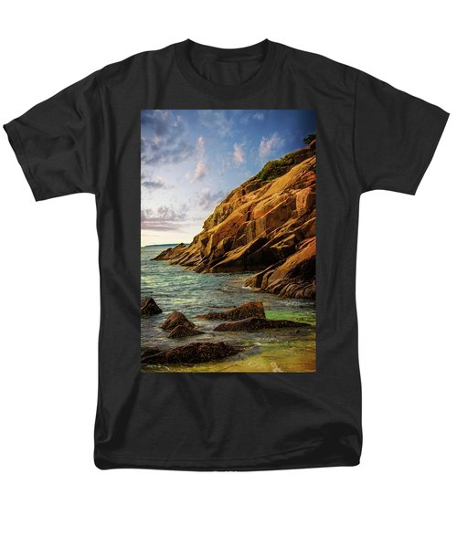 Acadia National Park--maine Men's T-Shirt  (Regular Fit) by Sherman Perry