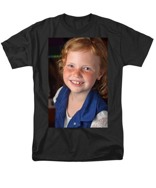 Adrianna Briggs Men's T-Shirt  (Regular Fit) by Carle Aldrete