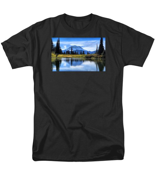 Men's T-Shirt  (Regular Fit) featuring the photograph Afternoon Delight by Lynn Hopwood
