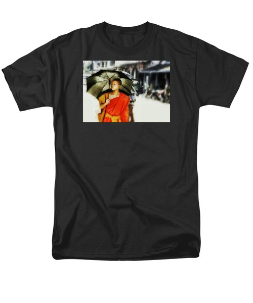 Men's T-Shirt  (Regular Fit) featuring the digital art Afternoon In Luang Prabang by Cameron Wood