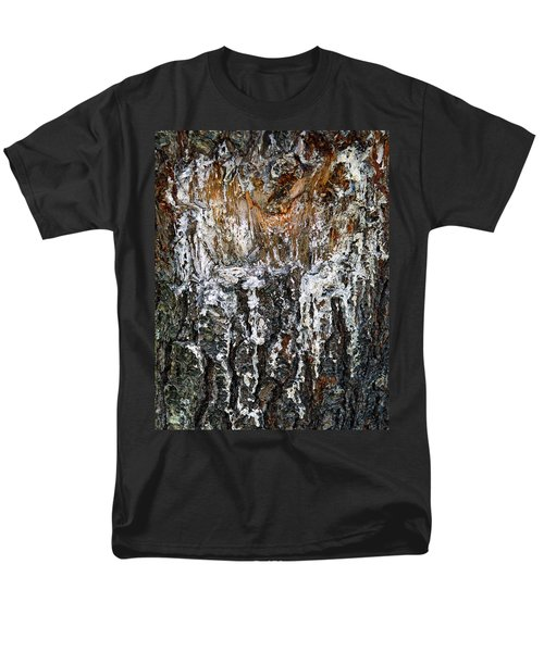 Men's T-Shirt  (Regular Fit) featuring the photograph Agony And Ecstasy by Lynda Lehmann