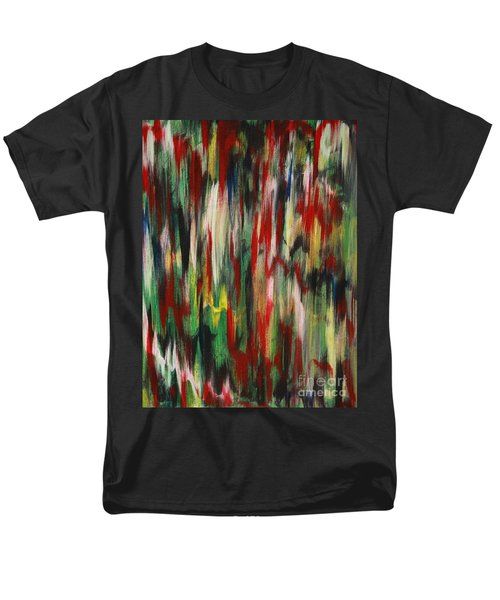 Men's T-Shirt  (Regular Fit) featuring the painting Agony by Jacqueline Athmann
