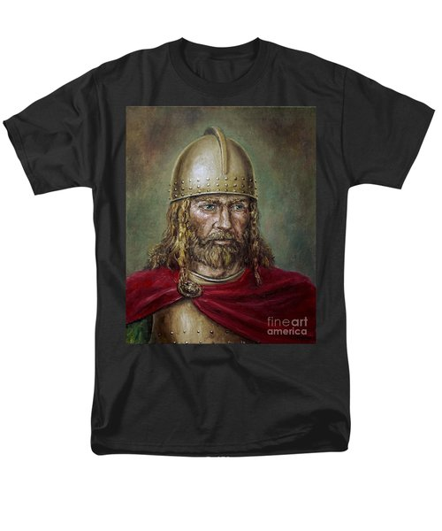 Alaric The Visigoth Men's T-Shirt  (Regular Fit) by Arturas Slapsys