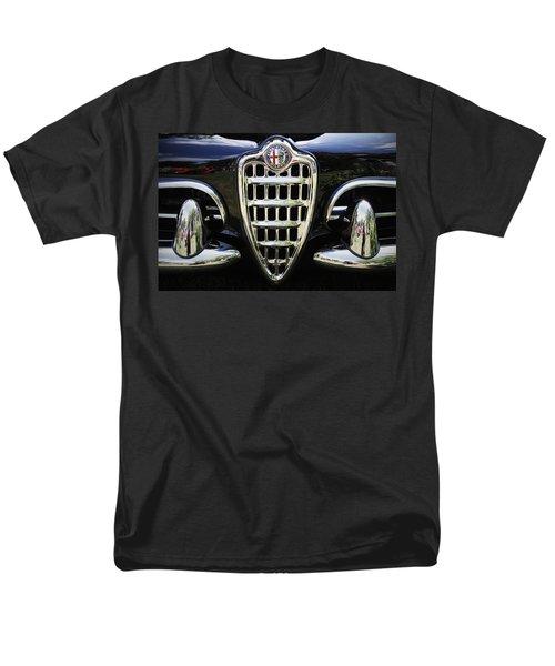 Alfa Romeo Men's T-Shirt  (Regular Fit) by Dennis Hedberg