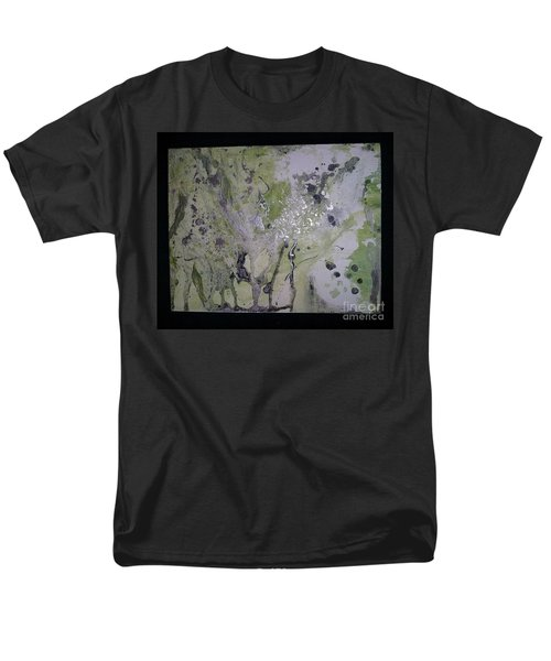 Aliens, Wild Horses, Sharks And Skeletons  Men's T-Shirt  (Regular Fit) by Talisa Hartley