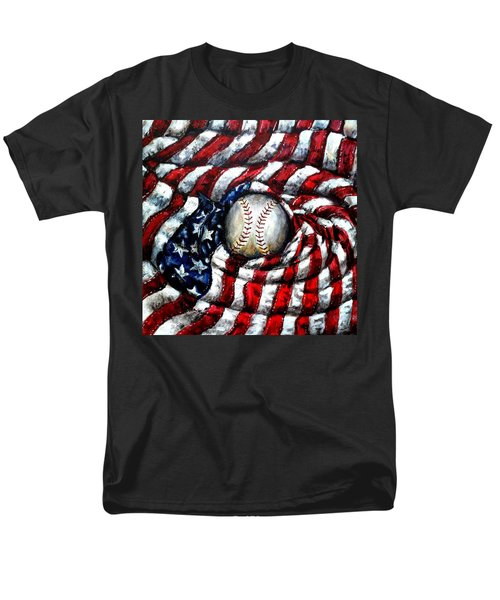 All American Men's T-Shirt  (Regular Fit) by Shana Rowe Jackson
