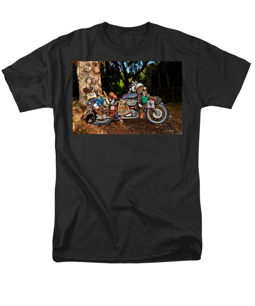 All But The Kitchen Sink Men's T-Shirt  (Regular Fit) by Christopher Holmes