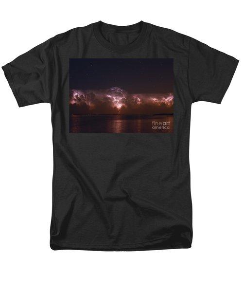 All Night Long Men's T-Shirt  (Regular Fit) by Quinn Sedam
