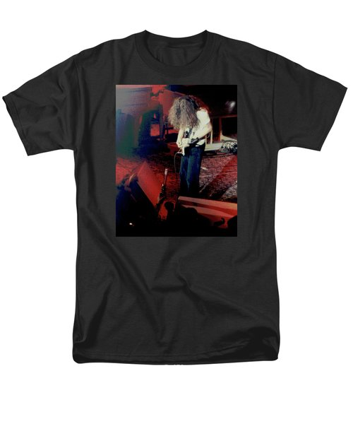 Men's T-Shirt  (Regular Fit) featuring the photograph A C Winterland Bong 2 by Ben Upham