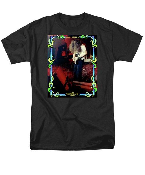 Men's T-Shirt  (Regular Fit) featuring the photograph A C Winterland Bong 4 by Ben Upham