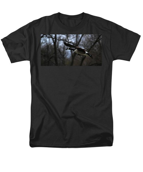 Men's T-Shirt  (Regular Fit) featuring the photograph Almost Home by Rowana Ray