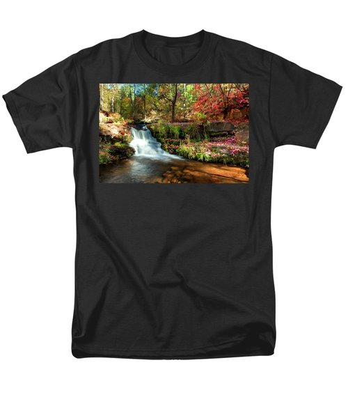 Along The Horton Trail Men's T-Shirt  (Regular Fit) by Anthony Citro
