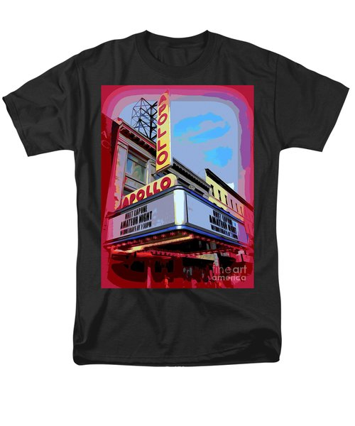Amateur Night At The Apollo Men's T-Shirt  (Regular Fit) by Ed Weidman
