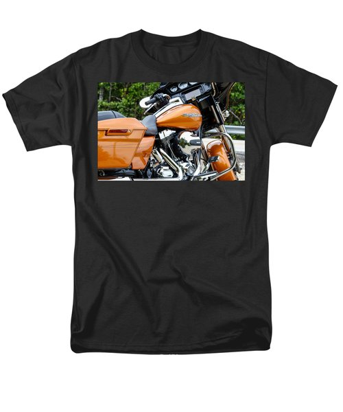 Amber Whiskey Glide Men's T-Shirt  (Regular Fit) by John McArthur