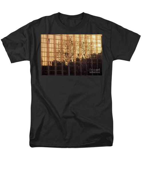 Amber Window Men's T-Shirt  (Regular Fit) by Ana Mireles