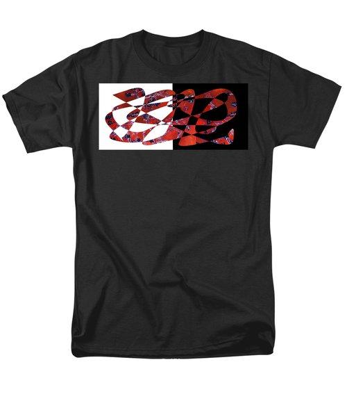 American Intellectual 6 Men's T-Shirt  (Regular Fit) by David Bridburg