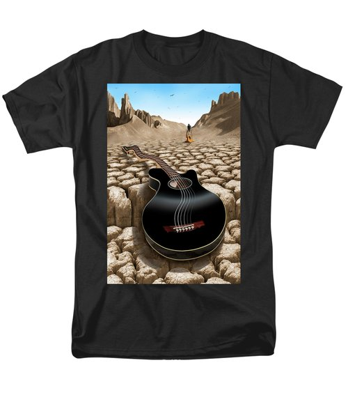 An Acoustic Nightmare 2 Men's T-Shirt  (Regular Fit) by Mike McGlothlen