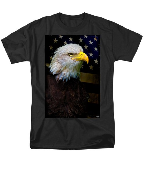 An American Icon Men's T-Shirt  (Regular Fit) by Chris Lord