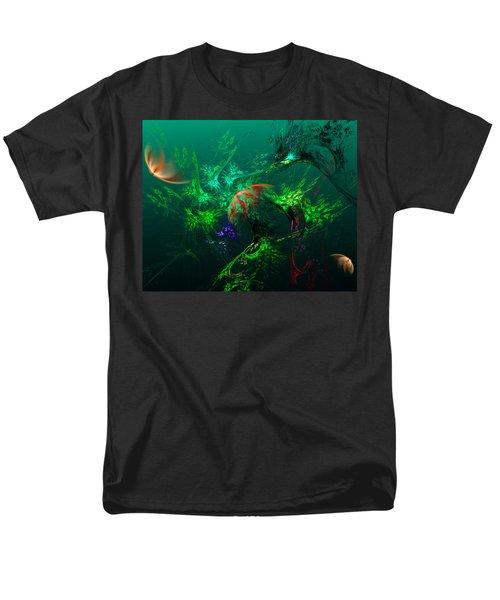 An Octopus's Garden Men's T-Shirt  (Regular Fit)