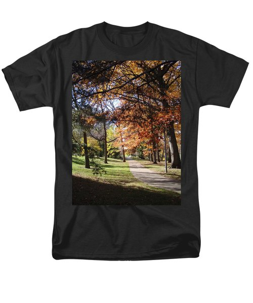 And Again Men's T-Shirt  (Regular Fit) by Joseph Yarbrough
