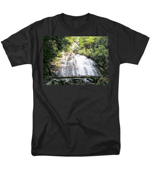 Anna Ruby Falls Men's T-Shirt  (Regular Fit) by Jerry Battle
