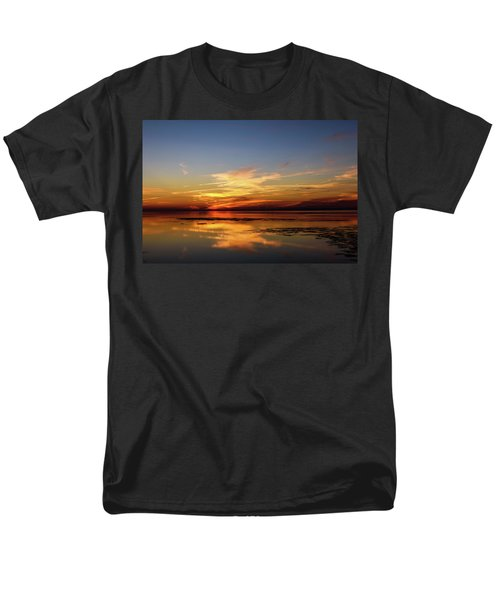 Men's T-Shirt  (Regular Fit) featuring the photograph Another Day by Thierry Bouriat