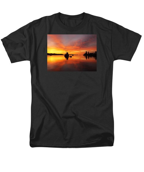 Men's T-Shirt  (Regular Fit) featuring the photograph Another Morning by Mark Alan Perry