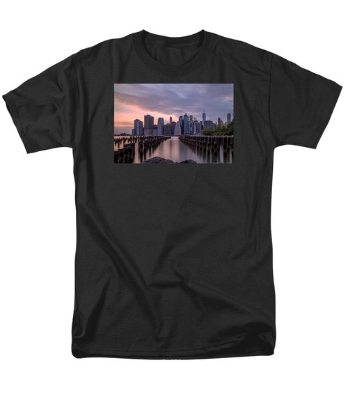 Another Sunset  Men's T-Shirt  (Regular Fit) by Anthony Fields