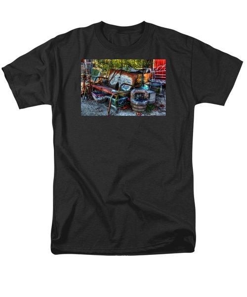 Antiques Shop Men's T-Shirt  (Regular Fit) by Ester Rogers