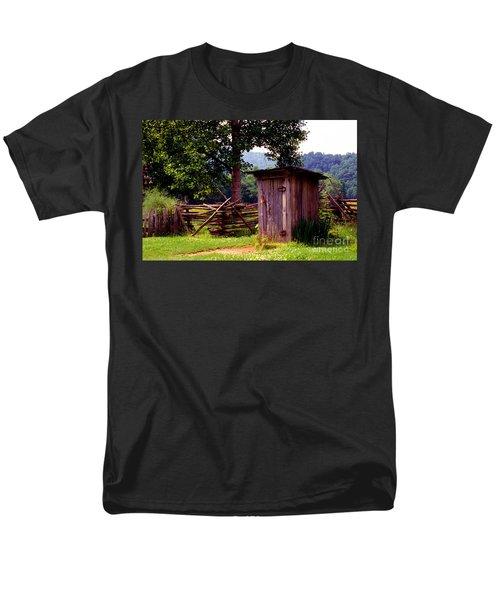 Appalachian Hill-ton Men's T-Shirt  (Regular Fit) by Paul W Faust -  Impressions of Light