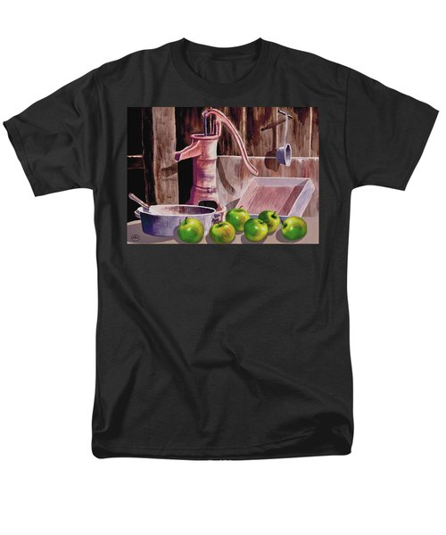 Apple Pie Men's T-Shirt  (Regular Fit) by Ron Chambers