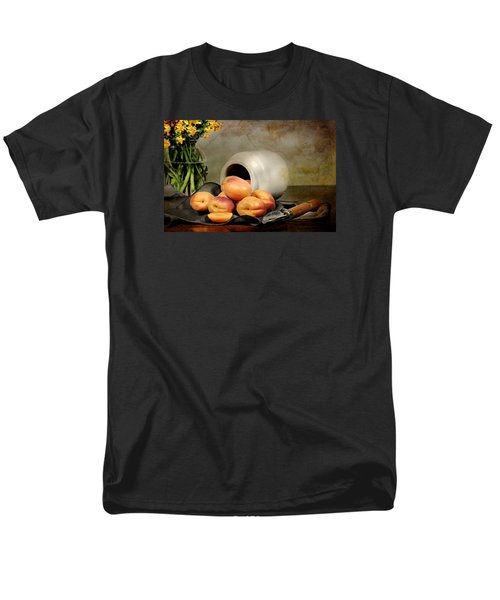 Apricots Men's T-Shirt  (Regular Fit) by Diana Angstadt