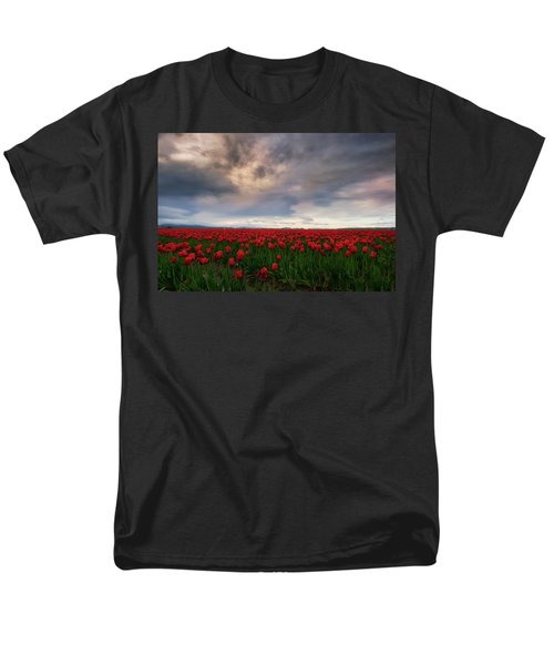 April Showers Men's T-Shirt  (Regular Fit) by Ryan Manuel