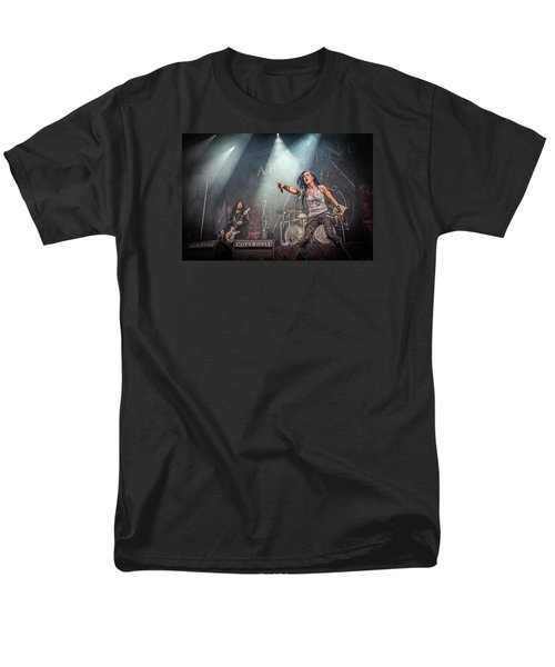 Men's T-Shirt  (Regular Fit) featuring the photograph Arch Enemy by Stefan Nielsen
